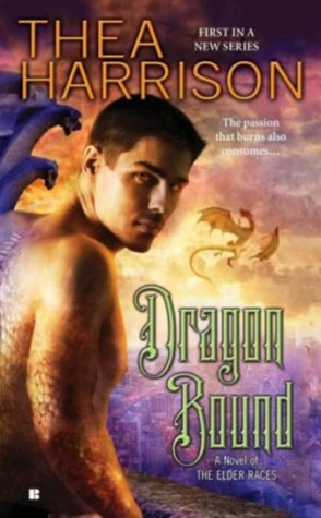 Dragon Bound (Elder Races, #1) by Thea Harrison