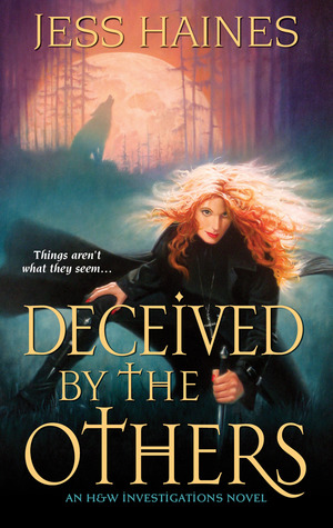 Early Review: Deceived By The Others by Jess Haines
