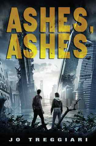 Book I Covet: Ashes, Ashes by Jo Treggiari