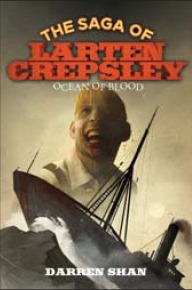 Ocean of Blood (The Saga of Larten Crepsley, #2)