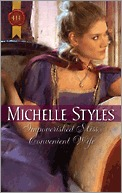 Impoverished Miss, Convenient Wife  (Historical Romance) by Michelle Styles