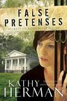 False Pretenses: A Novel (Secrets of Roux River Bayou)
