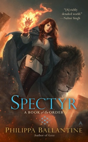 Spectyr (Book of the Order, #2)