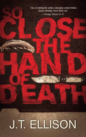 So Close the Hand of Death (Taylor Jackson)