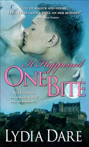 Review & Giveaway: It Happened One Bite