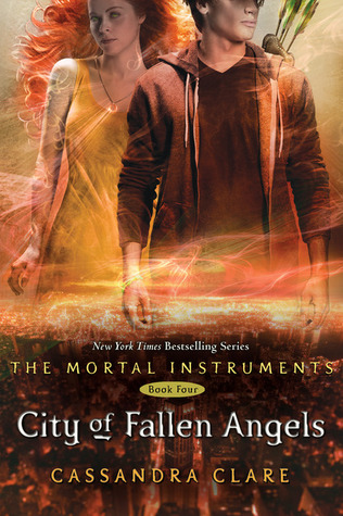 Review: City of Fallen Angels by Cassandra Clare