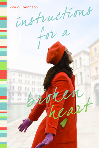 Books We Covet: Instructions for a Broken Heart and Where She Went
