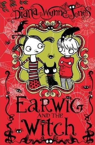 Earwig and the Witch, UK edition