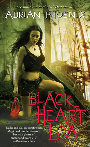 Black Heart Loa by Adrian Phoenix