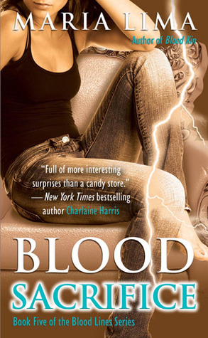 Blood Sacrifice (Blood Lines, #5)