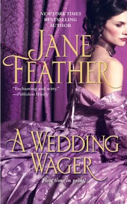 A Wedding Wager Book Cover
