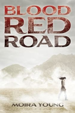 Review: Blood Red Road by Moira Young