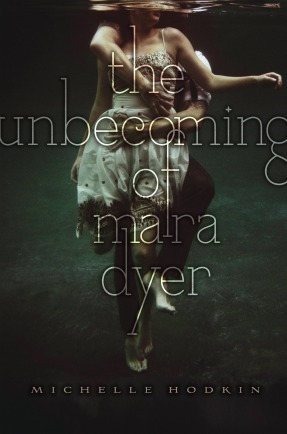 Book I Covet: The Unbecoming of Mara Dyer by Michelle Hodkin