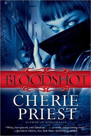 Bloodshot (The Cheshire Red Reports, #1)