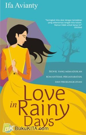 Review Buku Love in Rainy Days