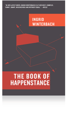 Book of Happenstance by Ingrid Winterbach