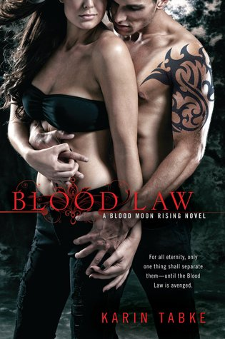 Blood Law (Blood Moon Trilogy, #1)