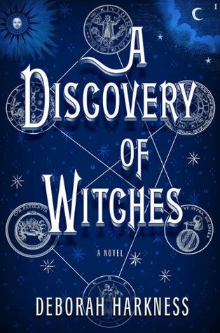 Review: A Discovery of Witches by Deborah Harkness