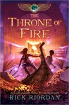Throne of Fire (Kane Chronicles Series #2)