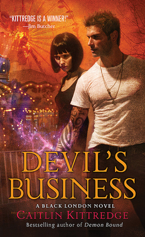 Devil's Business (Black London, #4)