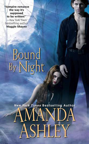 Early Review: Bound By Night by Amanda Ashley