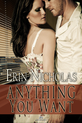 Post Thumbnail of Review: Anything You Want by Erin Nicholas