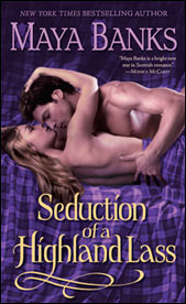 Seduction of a Highland Lass (Highlander, #2)
