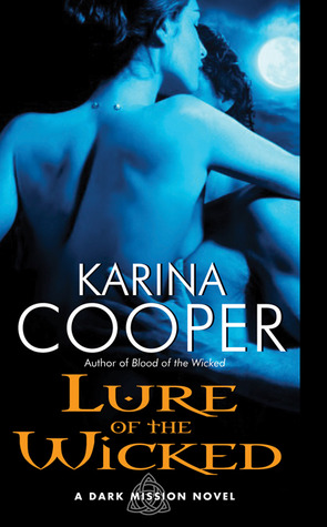 Lure of the Wicked by Karina Cooper