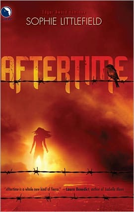 10448425 Book Review: Aftertime (Aftertime #1) by Sophie Littlefield