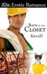 Back in the Closet (Out of the Closet, #2)