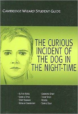 curious incident of the dog in the nighttime essay questions