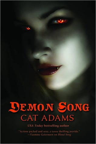 Early Review: Demon Song by Cat Adams