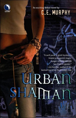 Post Thumbnail of Review: Urban Shaman by C.E. Murphy