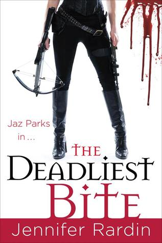 The Deadliest Bite (Jaz Parks, #8)