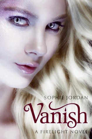 Early Review: Vanish by Sophie Jordan
