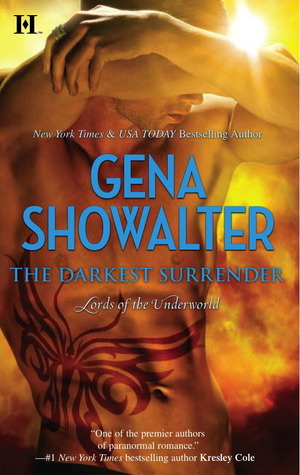 The Darkest Surrender  (Lords of the Underworld, #8)