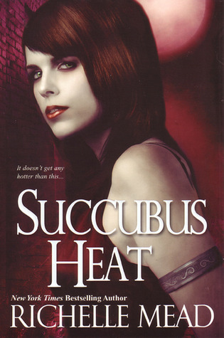 Succubus Heat (Georgina Kincaid #4)