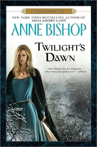 Giveaway: 4 copies of Twilight's Dawn by Anne Bishop