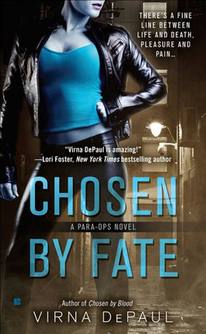 Chosen by Fate Book Cover