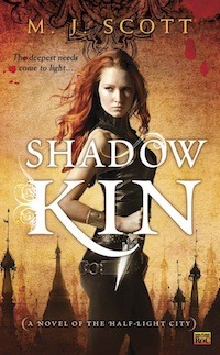 Shadow Kin (The Half-Light City #1)