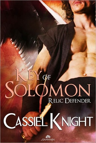 Key of Solomon (Relic Defender #1)