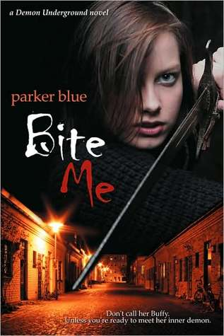 Bite Me (Demon Underground, #1)