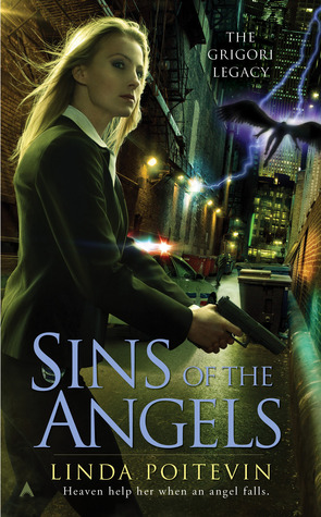 ARC Review: Sins of the Angels by Linda Poitevin