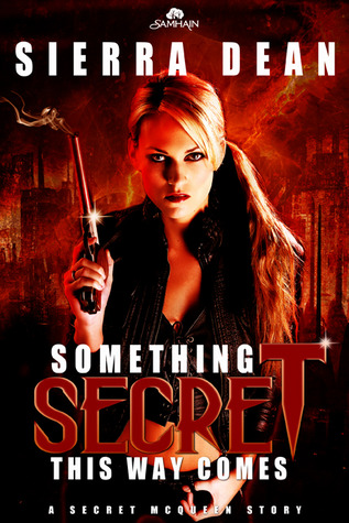 Something Secret This Way Comes Cover