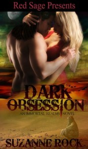 Dark Obsession (the Immortal Realms #2)