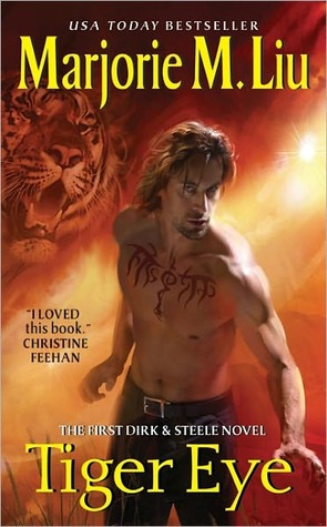 Tiger Eye (Dirk & Steele, #1)