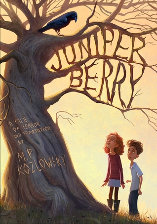 Juniper Berry by M.P. Kozlowsky, Erwin Madrid (Illustrator)