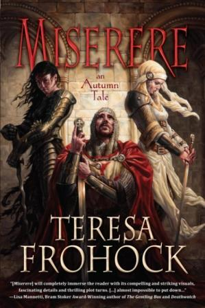 Miserere by Teresa Frohock
