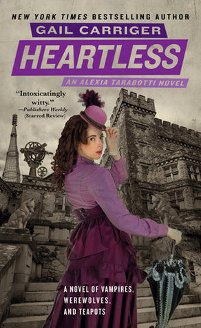 Early Review: Heartless by Gail Carriger