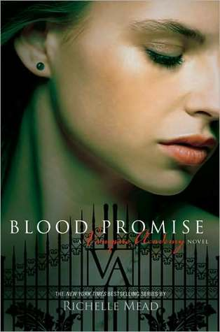 5996153 Blood Promise: A promised heartache...